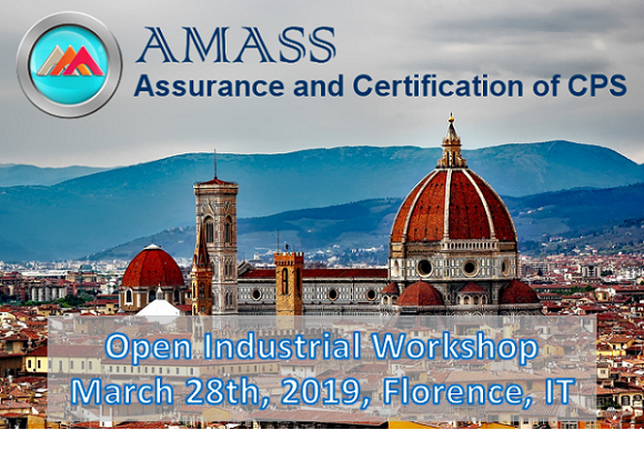 AMASS Open Industrial Workshop